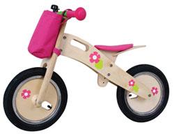 vélo sans pédale draisienne